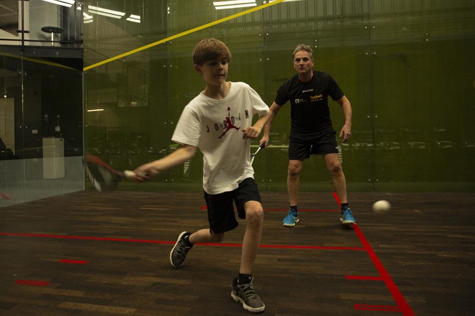 Squash Juniors